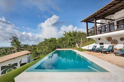 Casa com piscina & vistas incrveis / Sao Miguel