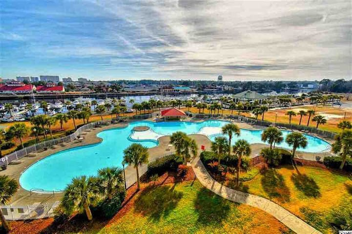 Experience North Myrtle Beach in a different way.