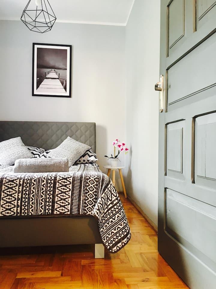 Hoża Street Central Warsaw Room ClickTheFlat (6)