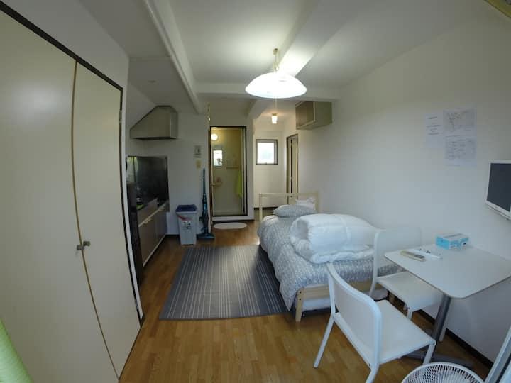 Baikouen 301 Short stay