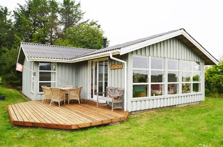 Summer house in Lønstrup - also for winter usage