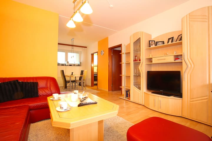 ID 4885 | 2 room apartment wifi - Sarstedt - Apartamento