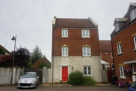 History on your doorstep - Shaftesbury - 家庭式旅館