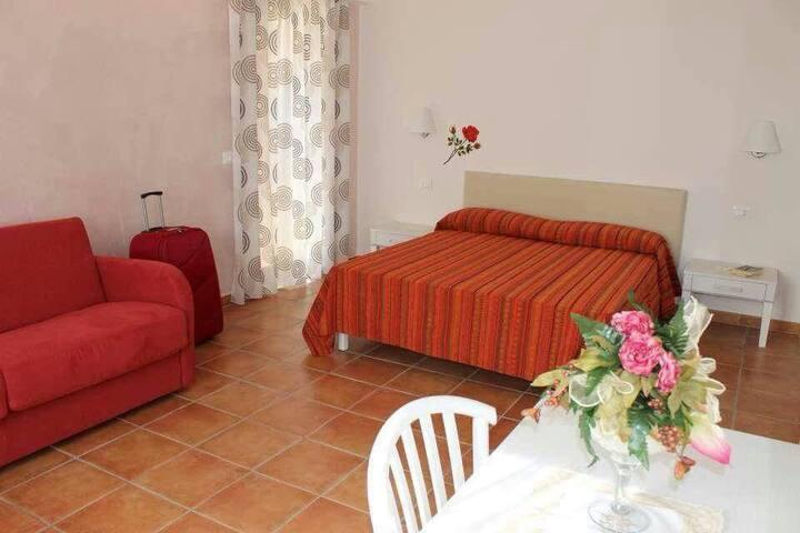 B&B Il Quadrifoglio Tropea, Rosa. - Tropea - Bed & Breakfast