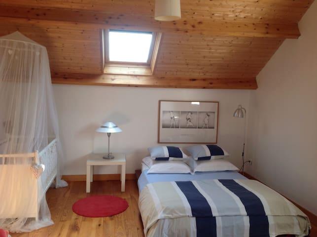 Chambre privée dans maison - Bergerac - Hus