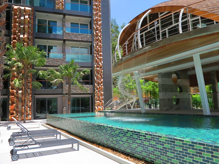 Brand new serviced apartment patong apartments for rent for Patong apartments