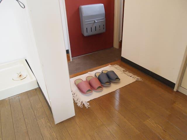 Sweet japanese modern room!! - 新潟市中央区 - Apartemen