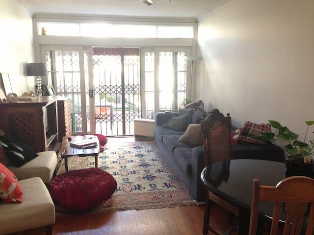 Open plan Kitchen/Lounge/Dining