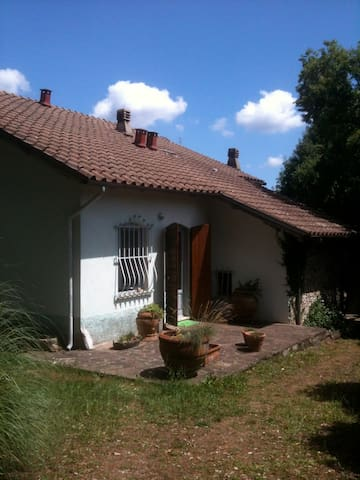 cottage in the countryside 450 slm - Molazzana - Cabana