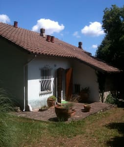 cottage in the countryside 450 slm - Molazzana - Cabin