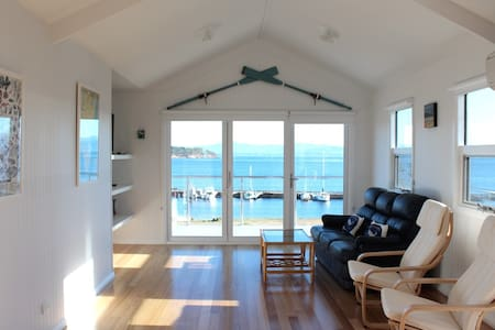 Bruny Boathouse Accommodation - Alonnah - Ev