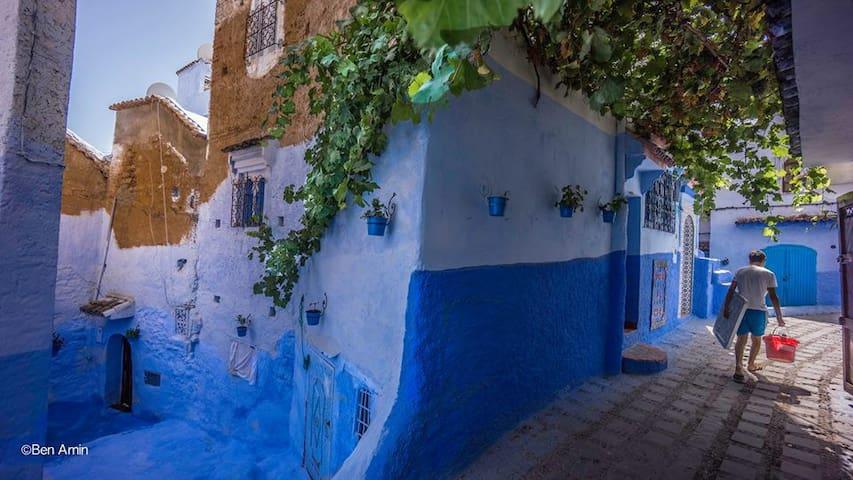 Casa La Hiba Kassaba - Chefchaouen - Huoneisto