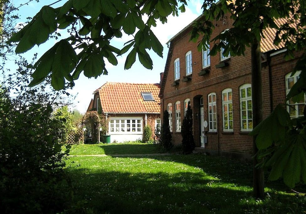 Der Guthof in Heringsdorf/Ostolstein an der Ostsee