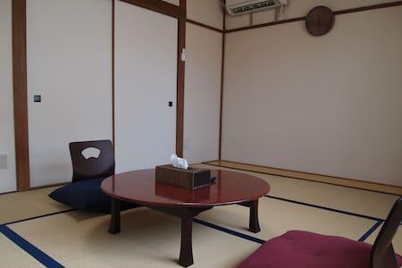 Sweet japanese modern room!! - 新潟市中央区