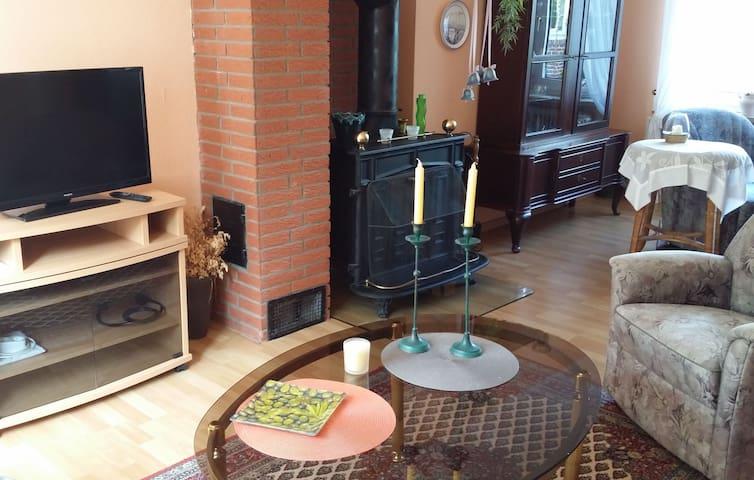 Ferienwohnung am Lühedeich - Grünendeich - Apartment