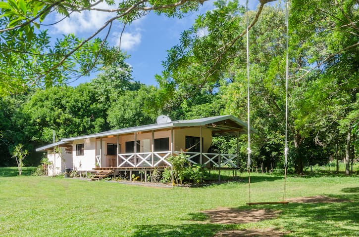 Hibiscus Cottage - Cape Tribulation - Bungalov