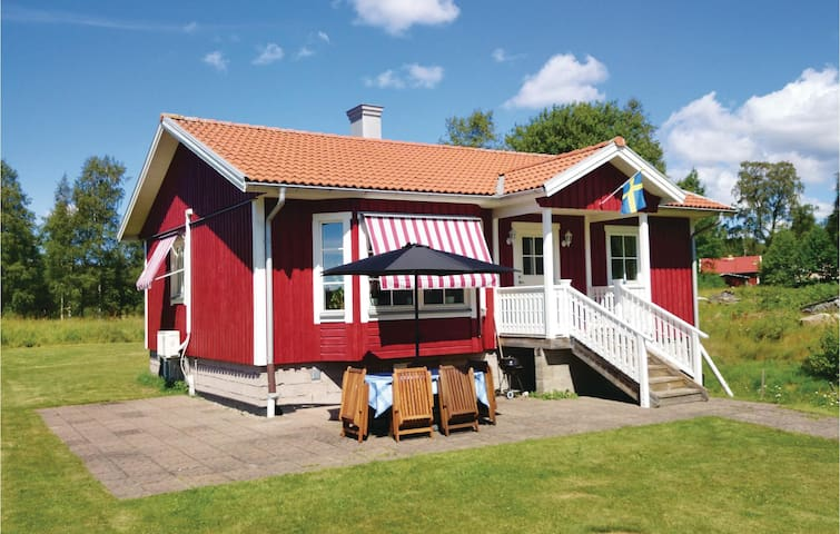 Holiday cottage with 2 bedrooms on 56m² in Gällstad