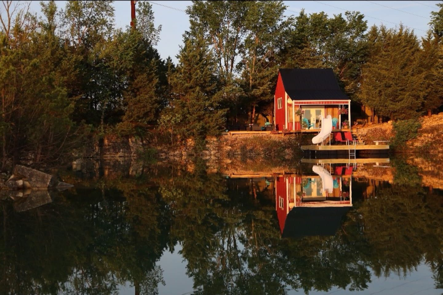 Tiny House on the Quarry
