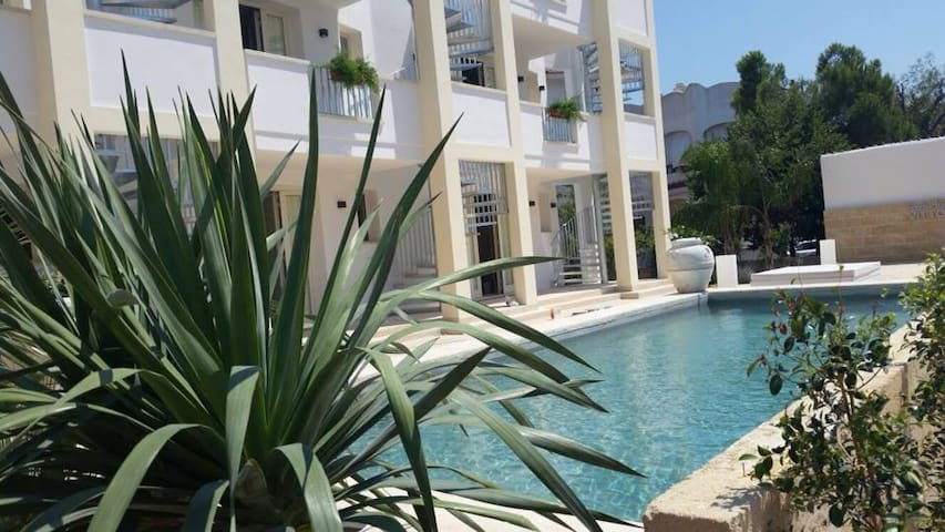 Scenic Puglia, 2 Bedroom Apt1, Pool, Sea-View