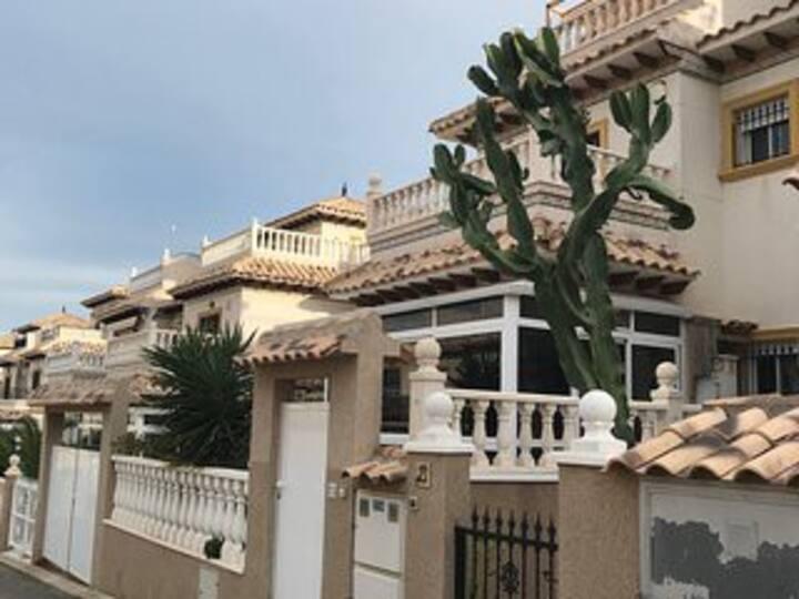 Lovely Quad Villa