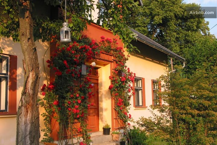 Romantic stay on Czech Countryside - Všelibice - Bed & Breakfast