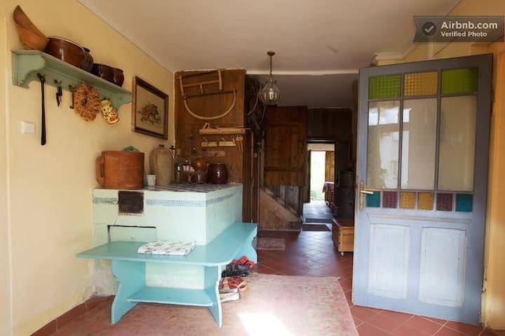 Romantic stay on Czech Countryside - Všelibice - Bed & Breakfast