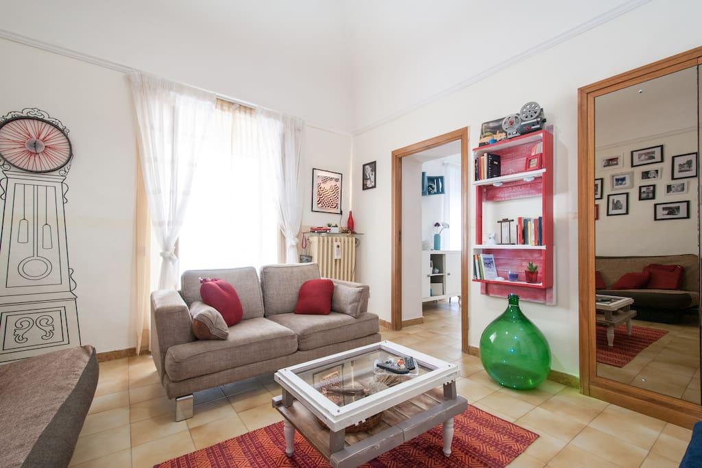 Appartamento nel centro storico apartments for rent in for Gallery house altamura