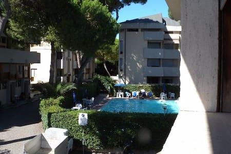 Bilocale in Residence con Piscina a 50m dal mare - Rosignano Solvay-Castiglioncello - Apartmen