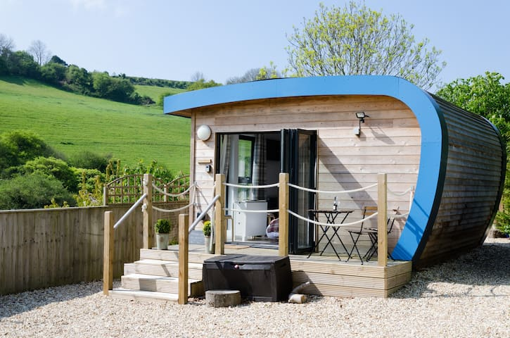 Idyllic Glamping Escape Pod  *Bookings from July *