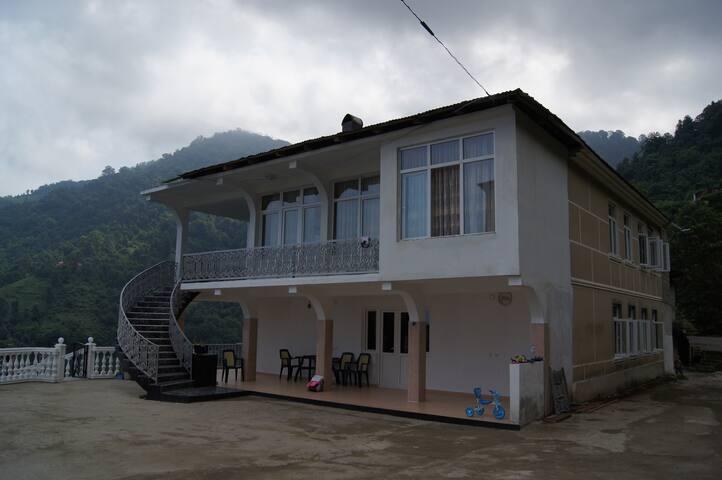 3-местный номер, Дом Квари - Kvariati - Huis