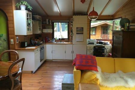 Boshuisje in prachtige omgeving - Groesbeek