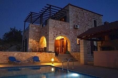 Sea view, private pool, stone house - Provarma - House - 2