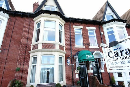 The Cara Bed and Breakfast - Whitley Bay