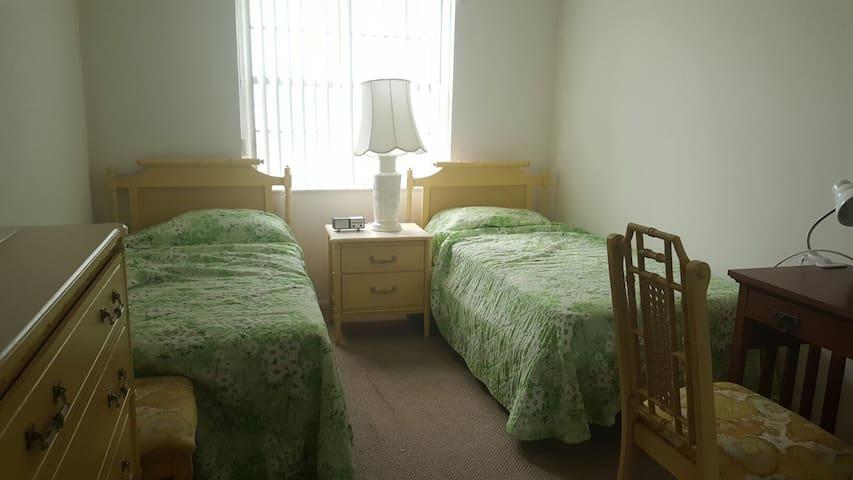 Quiet Private Room in Tamarac - Tamarac - Appartement