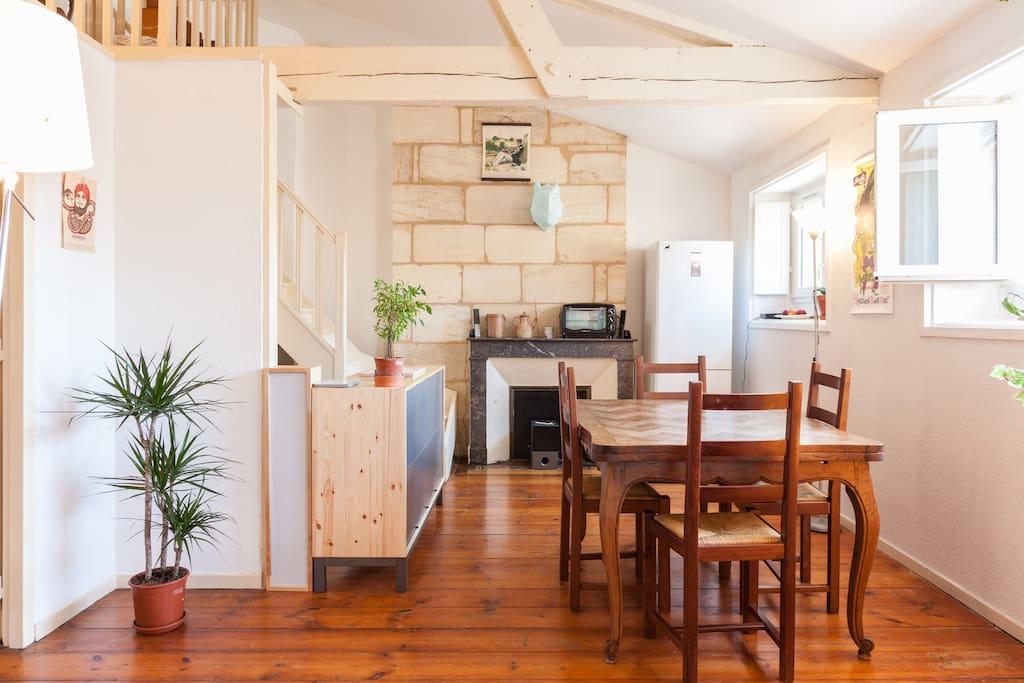Appartement Au Coeur De Bordeaux Apartments For Rent In
