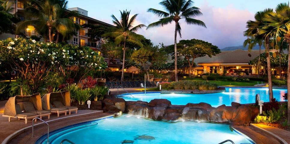 Westin Ocean Resort Maui 1 BR OCEANVIEW Villa 2625