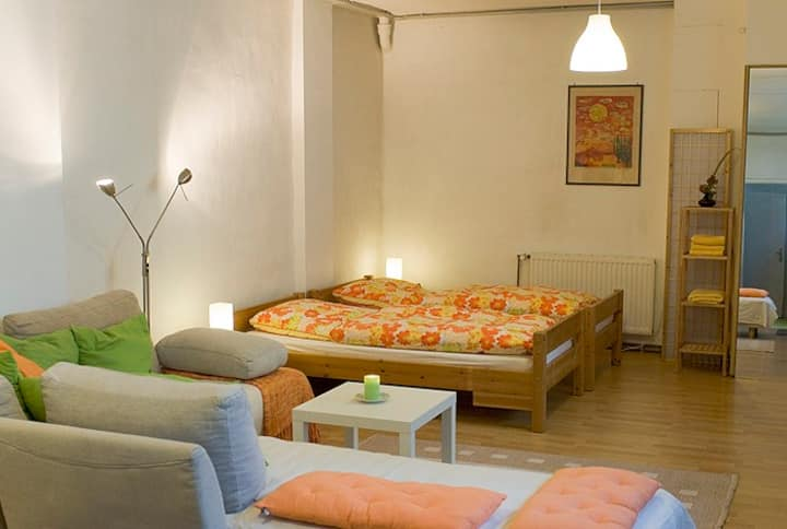 Private stay in Cologne-Ehrenfeld