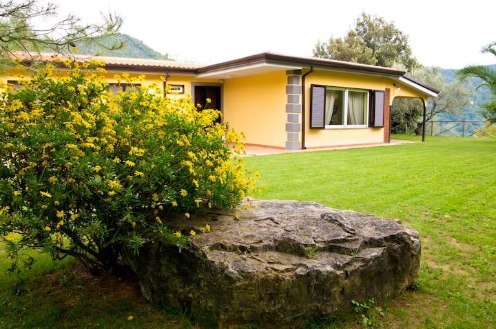 """Holiday Home """" Villa Eos Garden"""""""