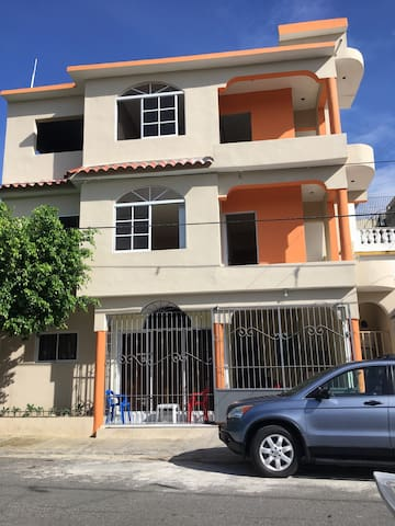 Higuey Center City, CandyLand 2Bd - Higüey - อพาร์ทเมนท์