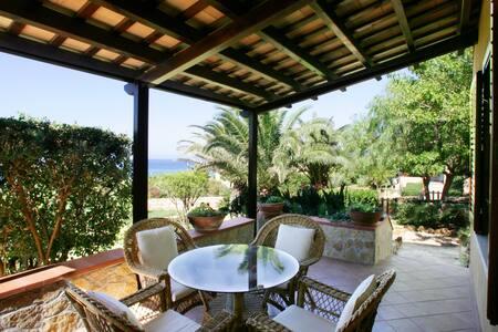 Villa al mare/ lavoro da remoto e relax
