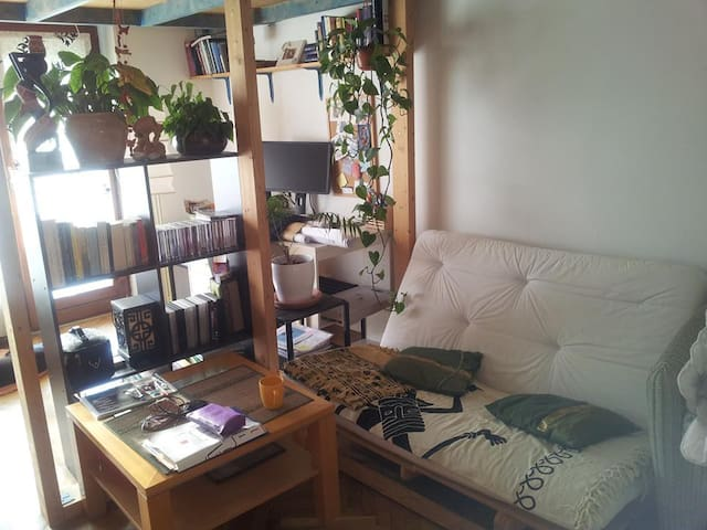 COSY AFFORDABLE BRIGHT STUDIO - Ljubljana - Pis