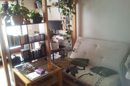 COSY AFFORDABLE BRIGHT STUDIO - Ljubljana