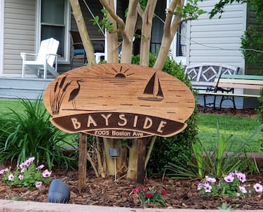 Bayside/Waterview beautiful 3 BR by Chesapeake Bay