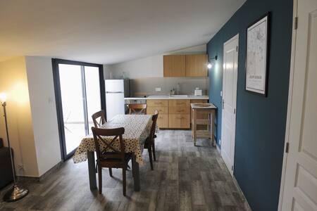 Appartement 50m2 avec terrasse