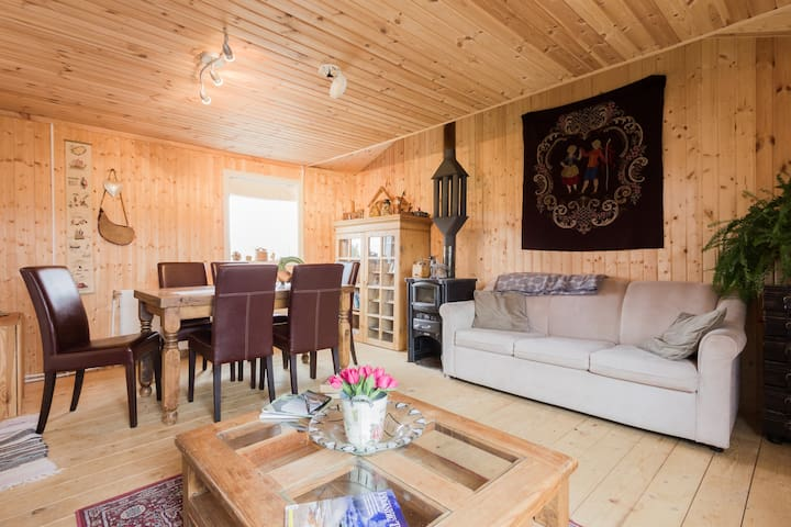 Country cottage near the city - Reykavik - Daire