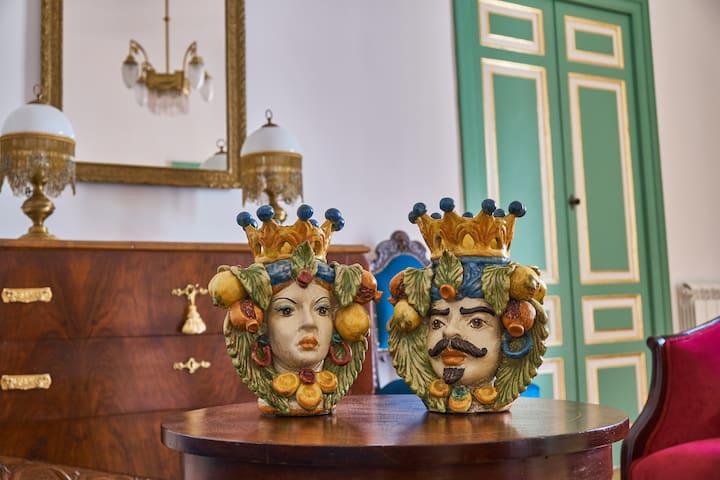 Dimora Liberty Sicilia Autentica