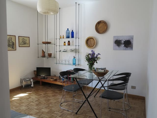 Lovely flat in medieval village - Monteleone - Apartemen