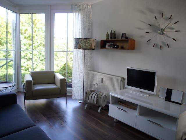 Kleine Loungewohnung in Grömitz - Grömitz - Apartamento