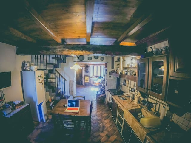 Casa Alta Piedra - Grizzana Morandi - Huis