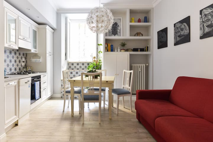 DomusFlaminio-Roma Center apartment